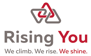 We climb. We rise. We shine.
